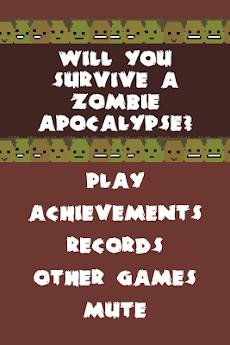 Zombie Apocalypse Quizのおすすめ画像1