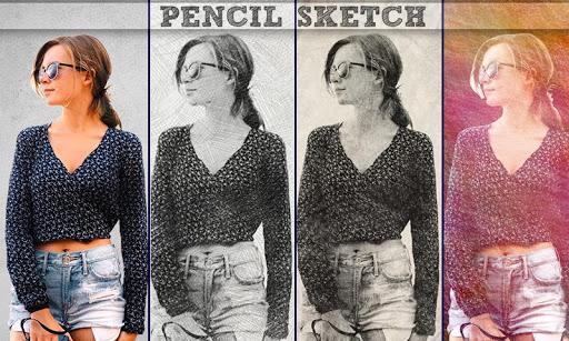 Pencil Sketch Art Photo Editor 2021 apktram screenshots 22