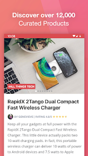 Gadget Flow - Shopping App for Gadgets and Gifts