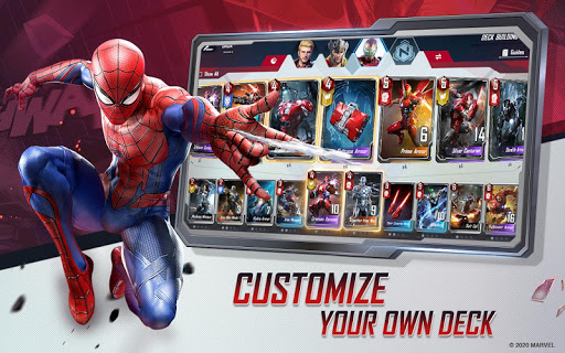 MARVEL Duel 1.0.64574 screenshots 18