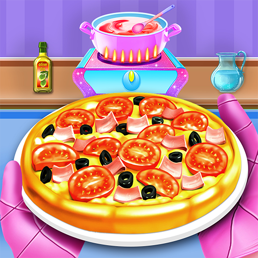 pizza maker and delivery games for girls game 2020