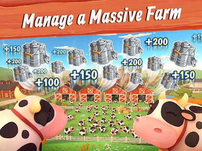 Big Farm: Mobile Harvest MOD APK (Unlimited Money/Seeds) 10
