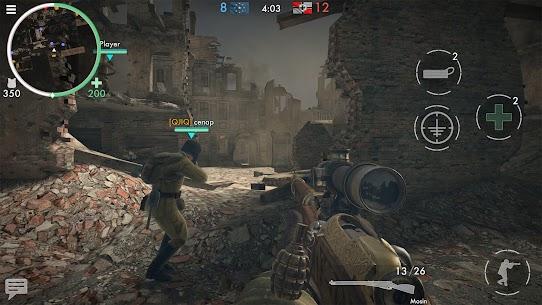 Descargar World War Heroes APK (2021) {Último Android y IOS} 3