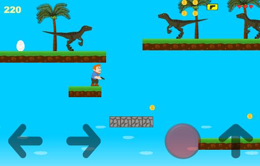 jurassic gun screenshot 3