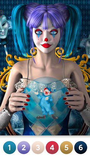 Coloring Magic: Paint by Number Free Art Games apktram screenshots 10