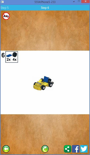 Cars in Bricks screenshots 3