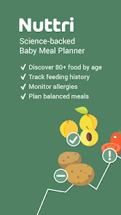 Nuttri  Baby Food: For Pc   How To Install (Download On Windows 7, 8, 10, Mac) 1
