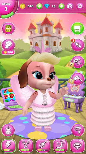 My Talking Dog Masha - Virtual Pet  screenshots 3