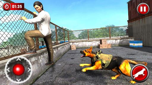 US Army Spy Dog Training Simulator Games  screenshots 3