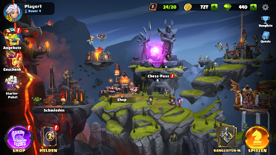 Auto Brawl Chess: Battle Royale Screenshot
