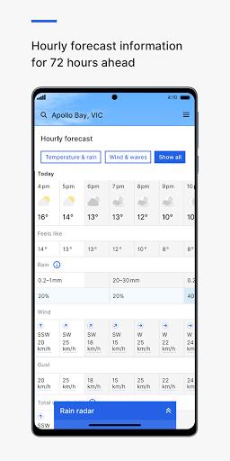 BOM Weather 4.1.0 Screenshots 4