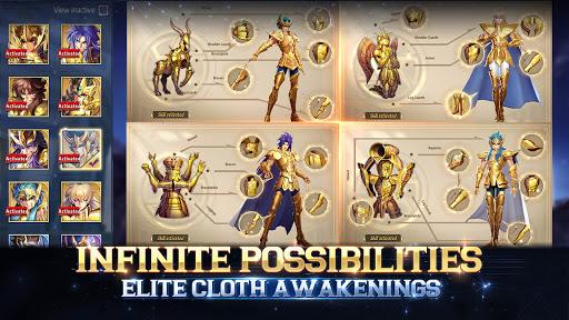 Saint Seiya Awakening: Knights of the Zodiac 1.6.46.37 Screenshots 3