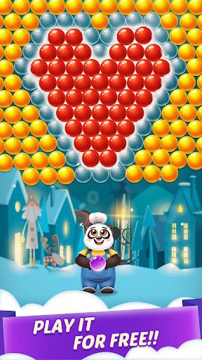 Bubble Shooter Cooking Panda  screenshots 5