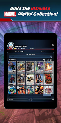 Marvel Collect! by Topps Card Trader 14.3.1 screenshots 17