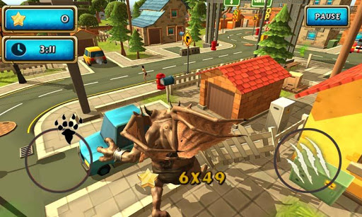 Monster Simulator Trigger City  screenshots 14