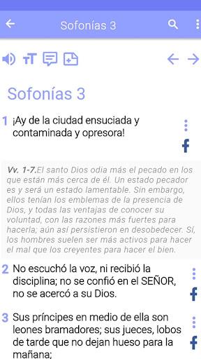 Biblia de estudio 1.0 Screenshots 8