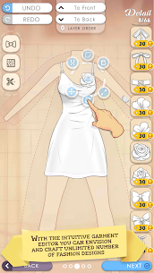 Top Fashion Style MOD (Unlimited Purchases) 4