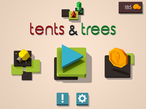 Tents and Trees Puzzles apkpoly screenshots 8