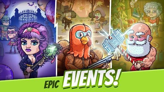 Zombieland Afk Survival Mod Apk Unlimited Money , Zombieland: Afk Survival Apk Free , New 2021 3