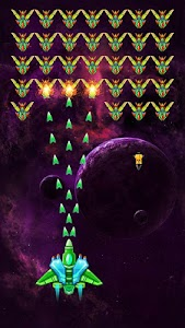 Galaxy Attack: Alien Shooter 33.7 (MOD, Unlimited Money)