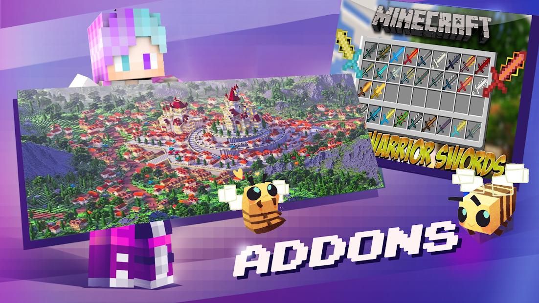 Maps for Minecraft PE - Master Mods screenshot 6