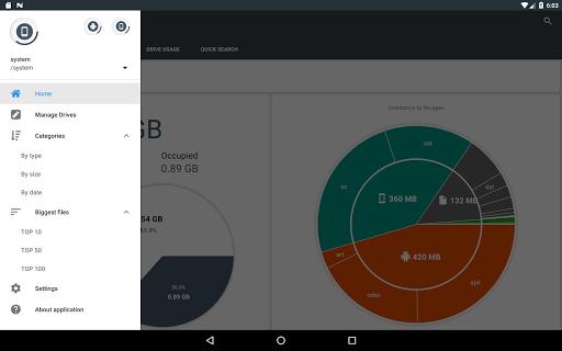 Storage Analyzer & Disk Usage 4.1.0.9 Screenshots 12
