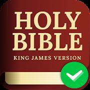 King James Bible (KJV)- Free Daily Bible Study App
