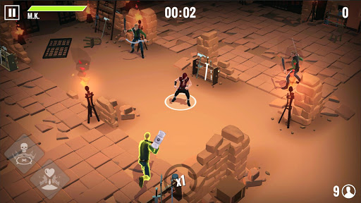 Badlands Blade Battle 1.4.119 screenshots 4