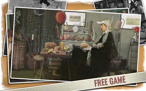 Mysteries Hidden In Famous Paintings  screenshots 6