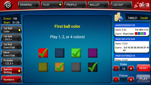 MyLucky6 Bingo 2.0.19 screenshots 4