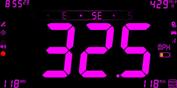Free DigiHUD Pro Speedometer 3