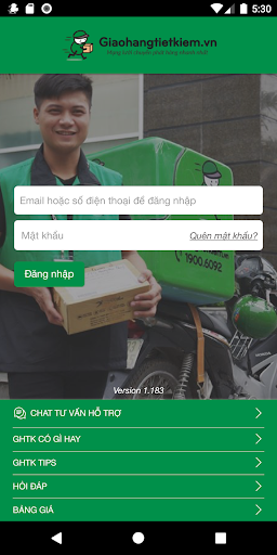 GHTK Pro - Du00e0nh cho shop B2C modavailable screenshots 1