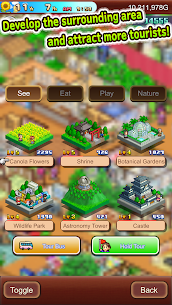 Hot Springs Story 2 MOD APK 1.2.0 (Unlimited items) 6