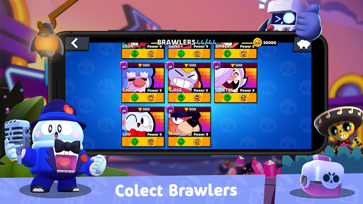 Box Simulator for Brawl Stars: Cool Boxes! 10.4 Screenshots 5