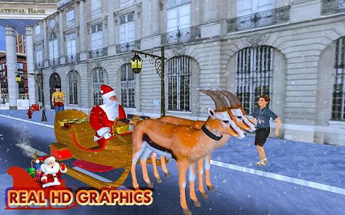 Christmas Santa Rush Gift Delivery- New Game 2020 2.5 Screenshots 9