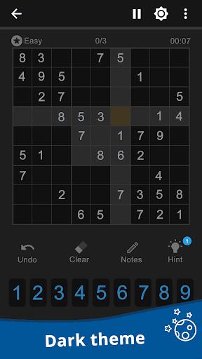 Sudoku u2013 a classic puzzle android2mod screenshots 4