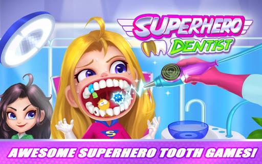 Superhero Dentist 1.2 Screenshots 5