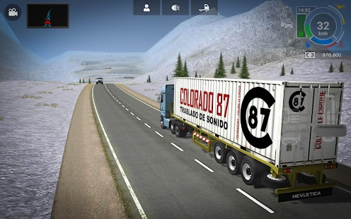 Grand Truck Simulator 2 Screenshot