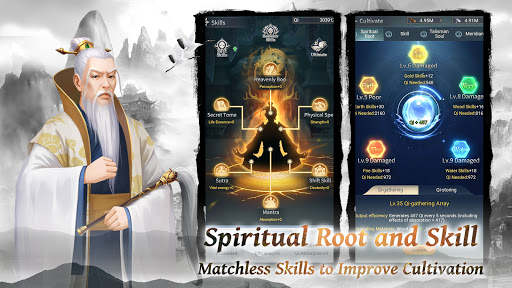 Immortal Taoists - Idle & Adventure 1.5.7 Screenshots 20