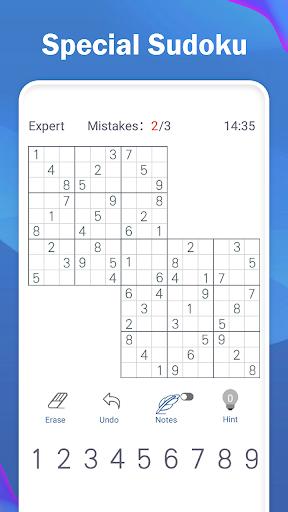 Sudoku Joy - 2021 Free Classic Sudoku Puzzle Game 3.6701 screenshots 10