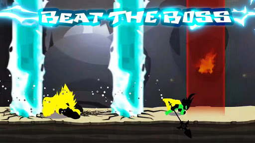 Stickman The Flash apklade screenshots 2