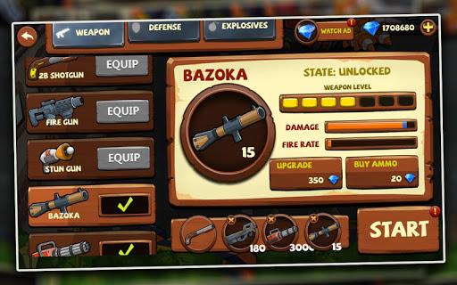 Defender -  Zombie Shooter  screenshots 3