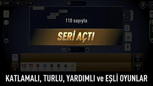101 Yu00fczbir Okey Elit 1.4.4 screenshots 4