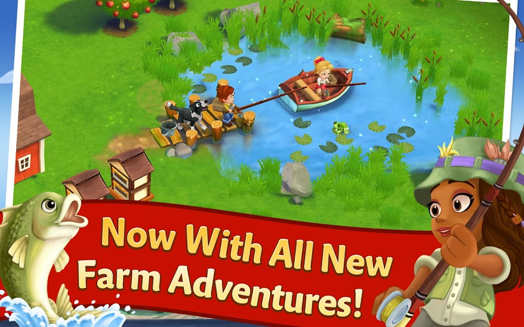 FarmVille 2: Country Escape  poster 5