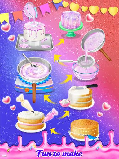 Mirror Cake - Fashion Sweet Desserts screenshots 2
