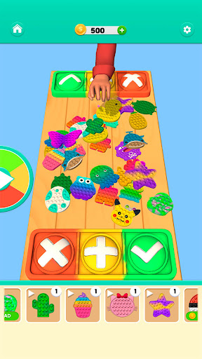 Pop It Master 3D : Fidget Toys Simple Dimple  screenshots 7