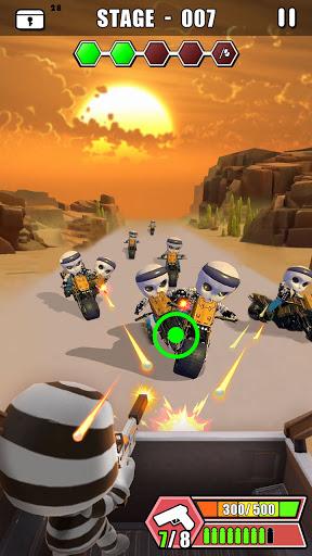 Shooting Car 3D 2.1.6 screenshots 1