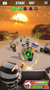 Shooting Car 3D 2.2.5 screenshots 1