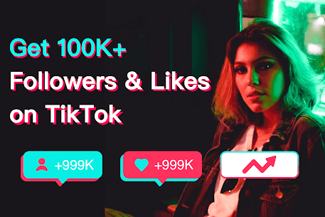 تحميل Tik Followers مهكر للحصول على متابعين تيك توك 1