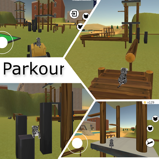 Cats Park  screenshots 3